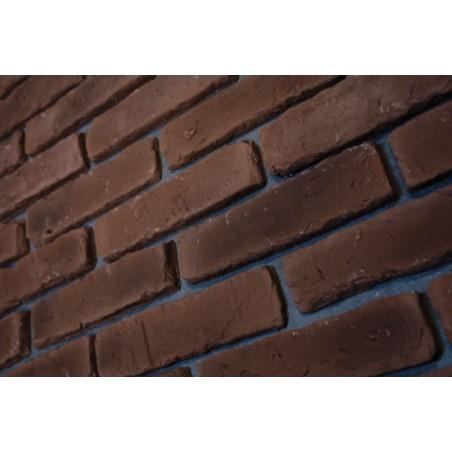 Stara Cegła -Kolor brązowy 0,5 m2 - zdjęcie 1