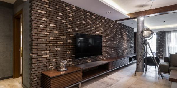 Znasz wszystkie zalety modnego rozwiązania z cegły dekoracyjnej?