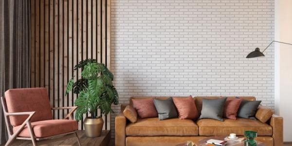 Cegła dekoracyjna – oryginalny pomysł na wykończenie ścian